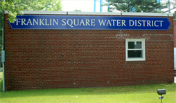 Franklin Square Water District building